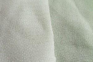 entoilage tissé blanc