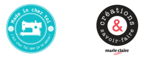 #salonCSF logos Madeincheztoi et CSF concours