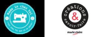 logos Madeincheztoi et CSF