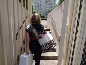 Mon sac à tout et les machines une par une !