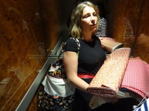 L'ascenseur est mon ami !