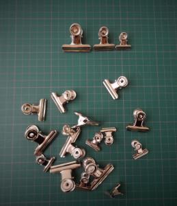 outils couture pinces et épingles