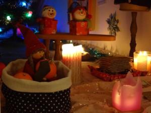 Noël déco couture