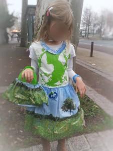 robe écologie recyclage