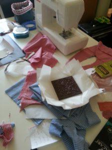 couture et chocolat