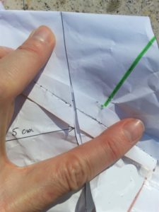 11 applatir les marges de couture et es couper ouvertes 2