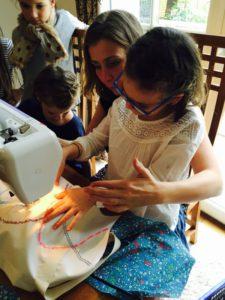 cadeau commun Juliette participe enfants